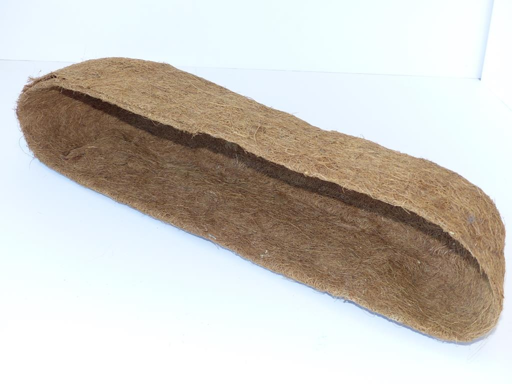 Wandampel Kokoseinlage 60cm