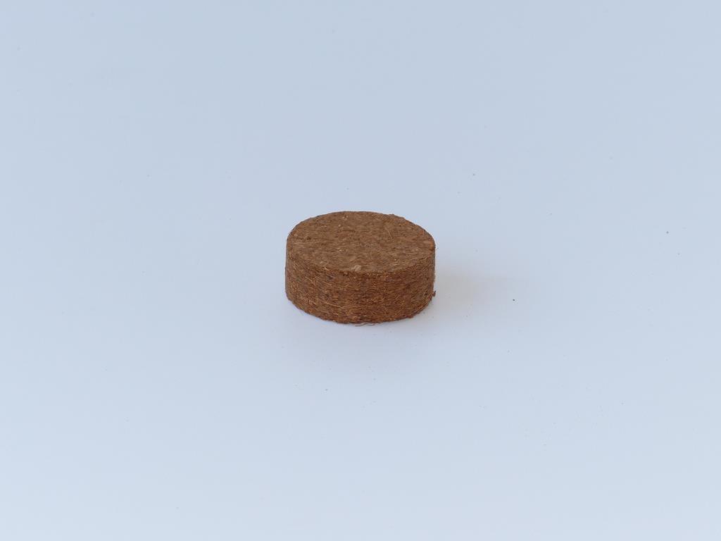 Kokosfaser Quelltablette 38mm - 100 Stück