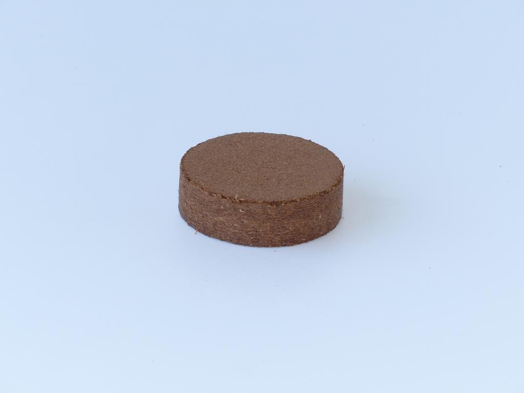 Kokosfaser Quelltablette 60mm - 285 Stück