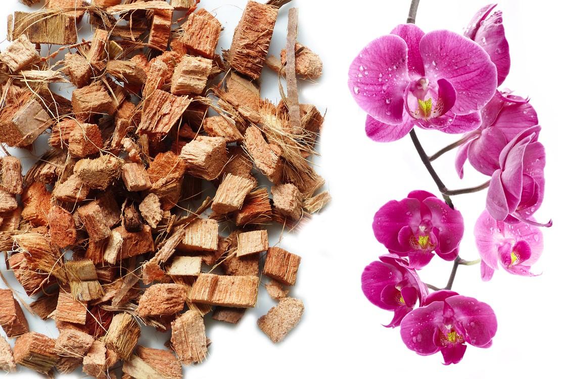 kokoshusk chips lose im 25 liter beutel. Black Bedroom Furniture Sets. Home Design Ideas