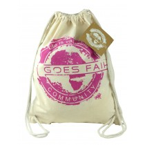 GOES FAIR® Gymbag fuchsia