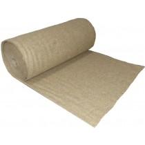 Hanfmatte - Nagerteppich - 15m x 1m x 10mm - Rolle