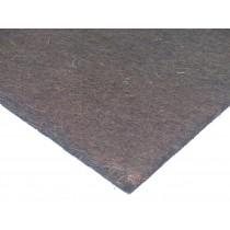 Kokosfaser Rückwand 100 x 50 cm - braun