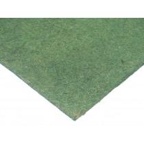 Kokosfaser Rückwand 30 x 30 cm - grün