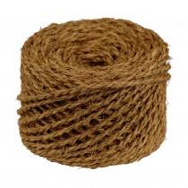 Kokosseil - Baumbindeband - Naturseil - Länge 50 m - Stärke ca. 3,5 mm - 1