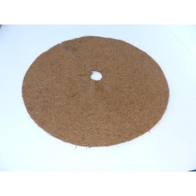 Kokosfaser Mulchscheibe Ø 60cm