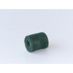 Jute Garn 50 m - grün - 24 Stück