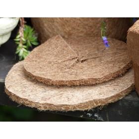 Kokosfaser Mulchscheibe Ø 30cm