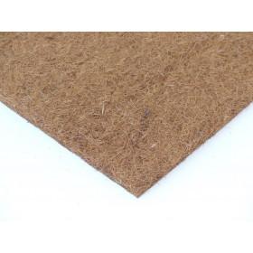 Kokosfaser Rückwand 50x50cm - natur, 4er-Set