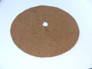 Kokosfasere Mulchscheibe 60cm