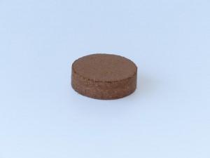 Kokosfaser Quelltablette 60mm - 100 Stück