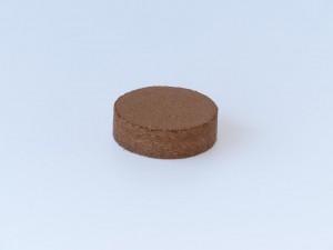 Kokosfaser Quelltablette 60mm - 50 Stück