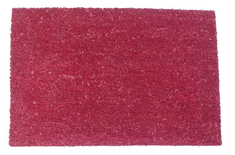 Fußmatte 40x60cm rot