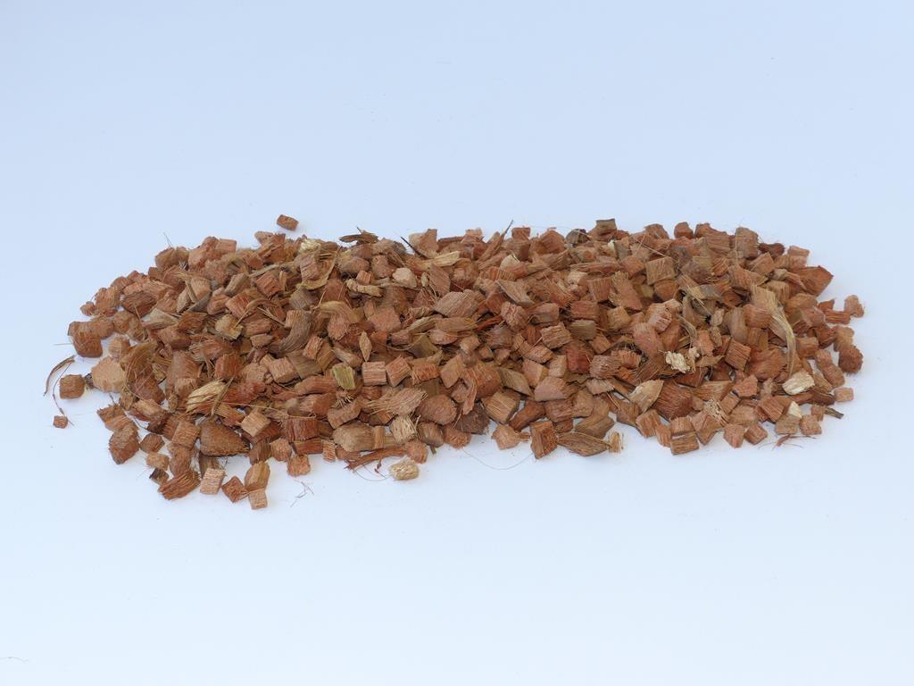 Kokosfaser Mulchmaterial lose im 10 Liter Beutel