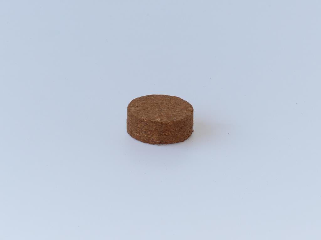 Kokosfaser Quelltablette 38mm - 50 Stück