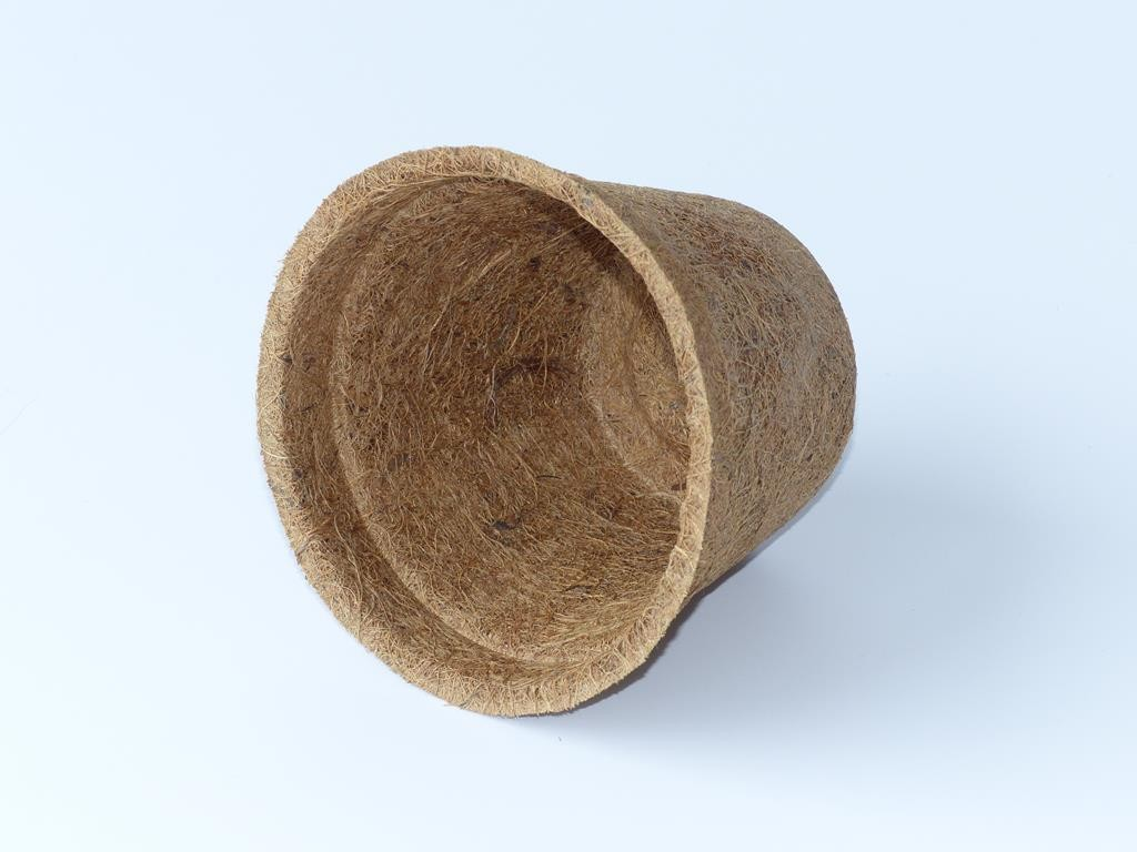 Kokofaser Pflanztopf 0,5 Liter