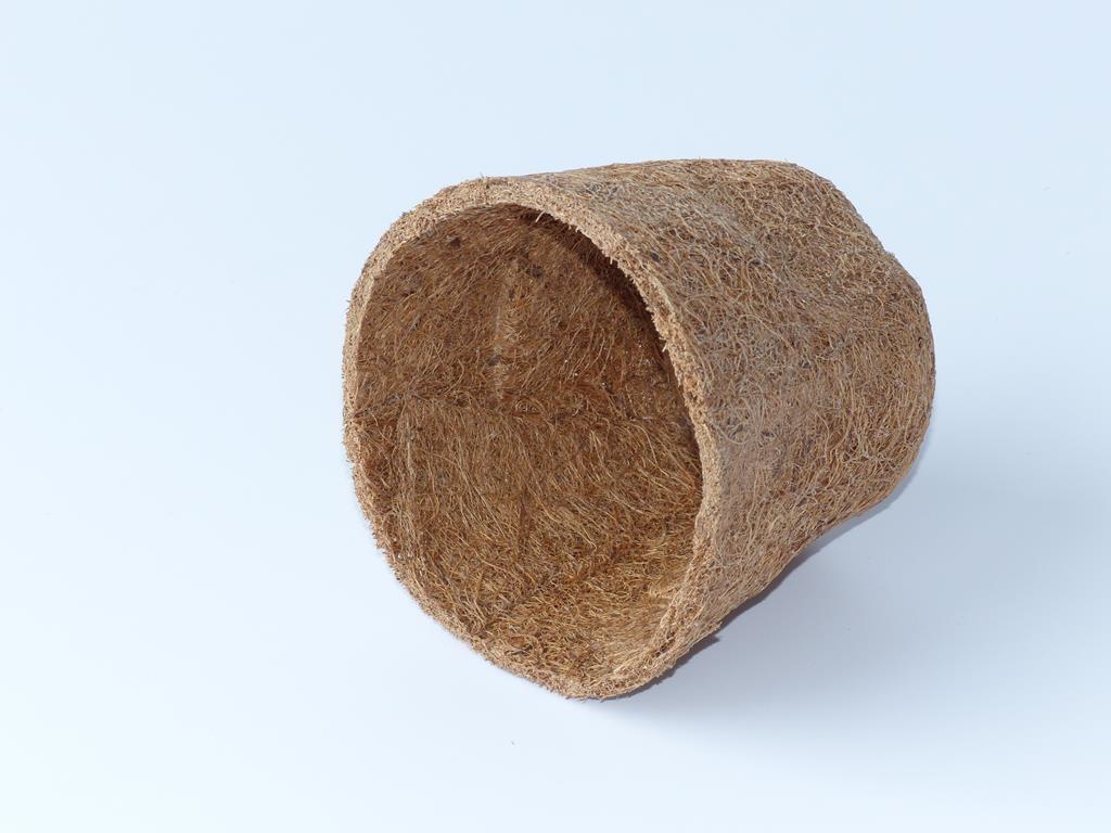 Kokosfaser Pflanztopf 0,5 L