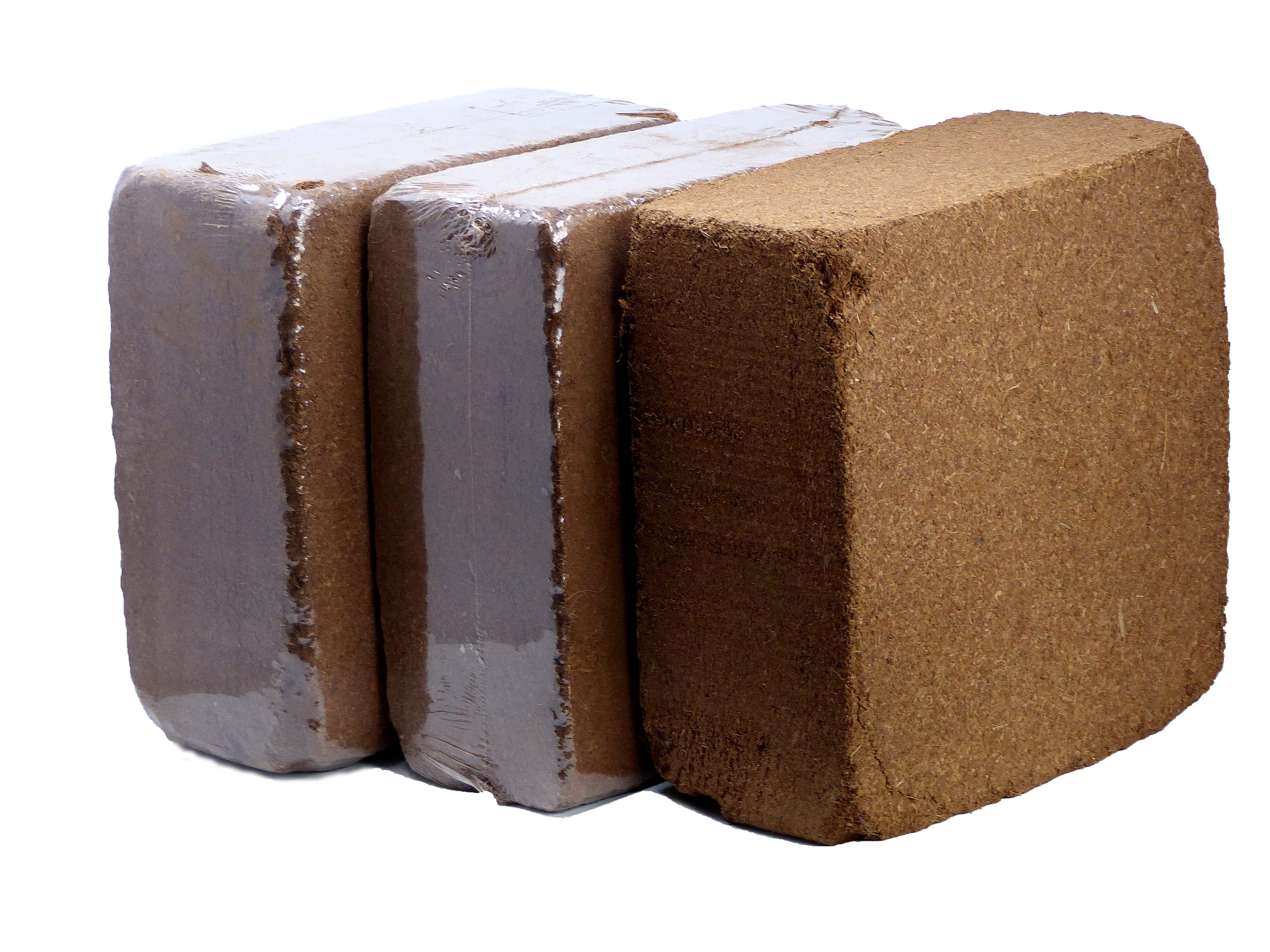 Kokosfaser Bodengrund maxi - 3er-Set