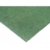 Kokosfaser Mulchmatte 100 x 50 cm - grün