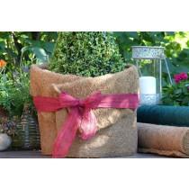 Kokosfaser Matte Winterschutz für Garten und Pflanzen - natur - 150 x 50 cm - 5 Stück