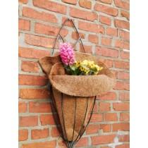 Kokos Matte für Garten, Unkraut und Blumenampeln – 150 x 50 cm