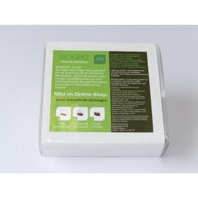 BIOGRO® Kokos-Blumenerde - im Quellbeutel - 2 x 10L