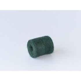 Jute Garn 50 m - grün - 24 Stück - Vorteilspaket