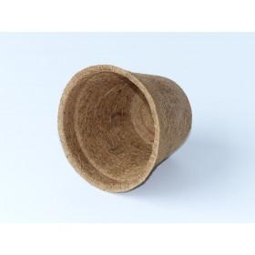 Kokosfaser Anzuchttopf 0,50 Liter (Höhe 9cm / Ø oben 12cm)