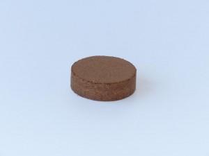 Kokosfaser Quelltablette 60mm - 5 Stück