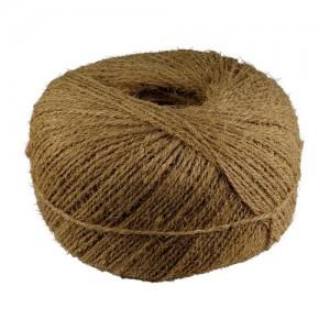 Kokosseil - Baumbindeband - Naturseil - Länge 1.000 m - Stärke ca. 4 mm - 2fach gewickelt -1