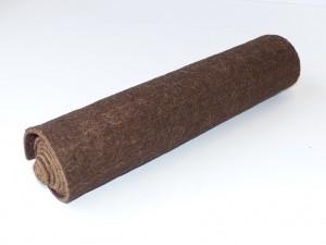 Winterschutzmatte 150 x 50 cm - braun